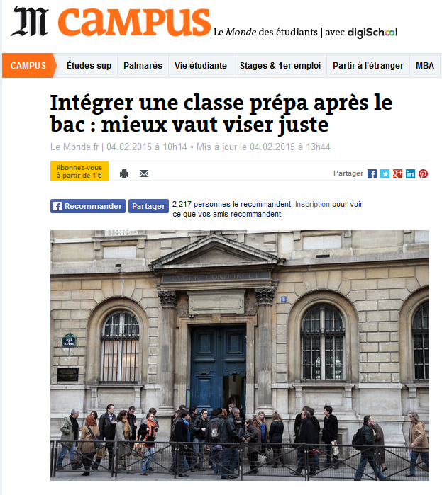 Article le monde campus 4 2 2015